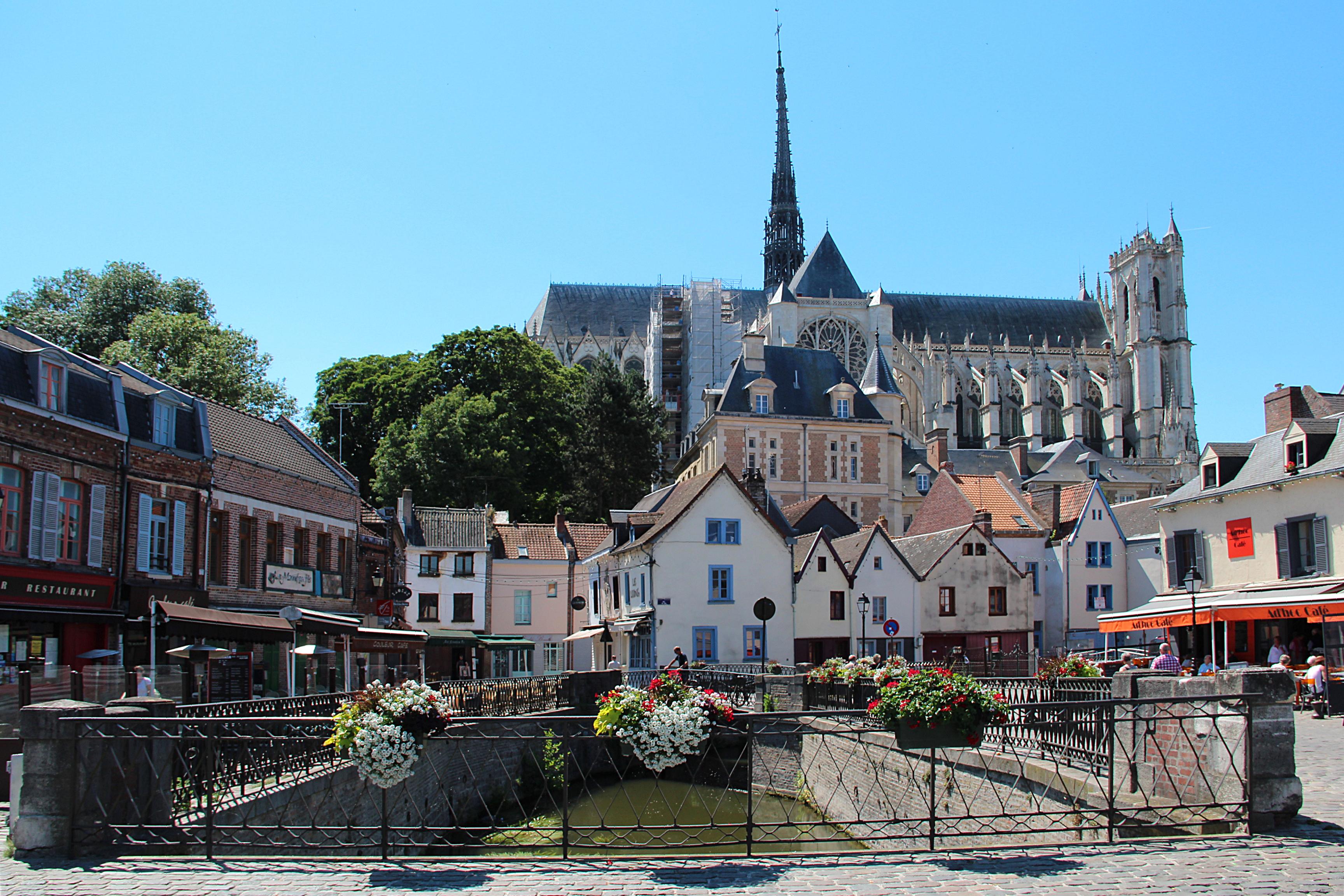 Vos diagnostics immobiliers à Amiens