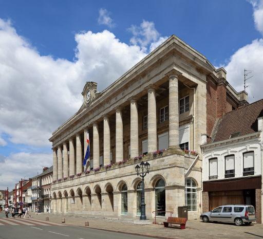 Mairie d'Hazebrouck