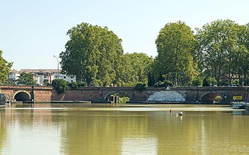 Les Ponts Jumeaux de Toulouse