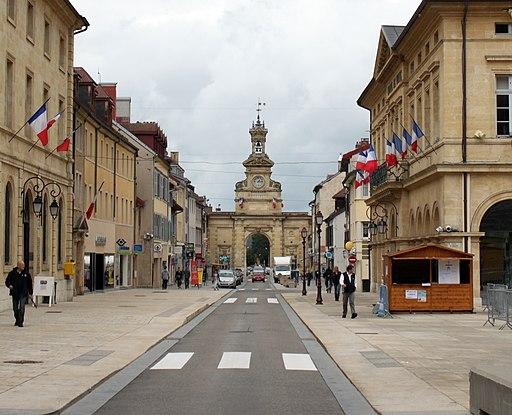 Porte Saint-Pierre Pontarlier