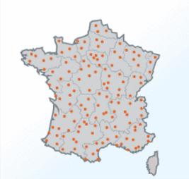 carte réseau Diagamter