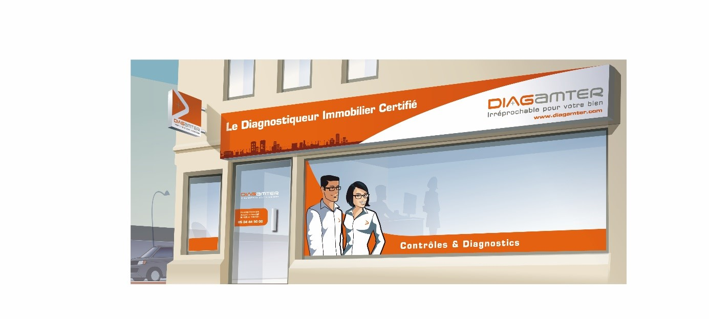 Diagnostic immobilier local commercial