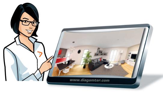 visite virtuelle 360° bien immobilier