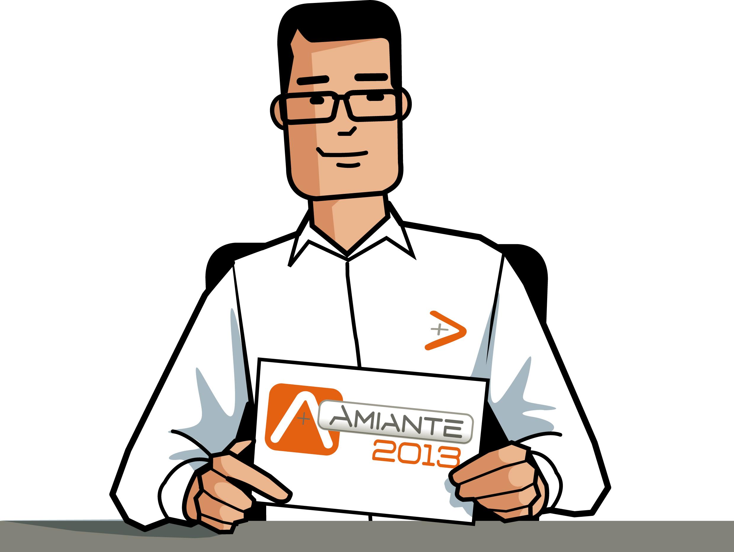 Diago de Diagamter présente les nouveautés réglementaires de l'amiante.