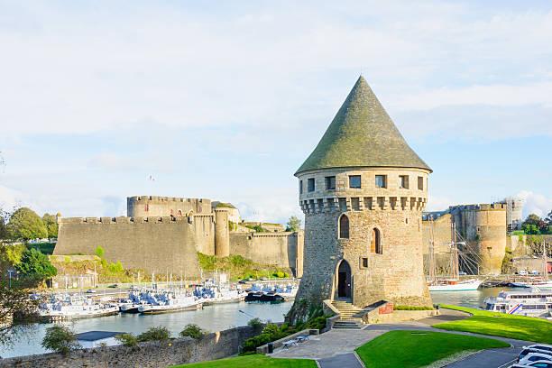 Château et tour Tanguy à Brest